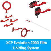 Xcp Bitewing Kit Red Replacement Parts Arm, Aiming Ring, Bitewing Biteblocks