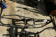 73 Harley Aermacchi Amf Sx 350 Sx350 Sprint Frame Chassis Street Legal