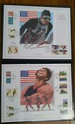 Fleetwood 1980 Usa Olympics Stamp Collection. Summer/winter/miracle On Ice