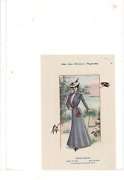 1902 New Idea Woman's Magazine Outing Costume Patters 2846 And 2776 Ad Print K696