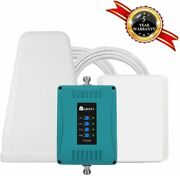 3g 4g Cell Phone Signal Booster 700/850/1700/1900mhz Lte For Improve Data Voice