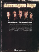 Backstreet Boys The Hits Chapter One Piano Sheet Music Guitar Chords Book