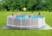 Local Meet Up Nyc Only Intex 10ft X 30in Prism Frame Above Ground Pool Set