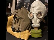 Soviet Russian Military Gp-5 Gas Mask Nbc Nuclear Biological Chemical