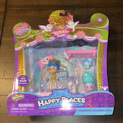 Shopkins Royal Trends Happy Places Charming Wedding Arch/ Set. New