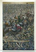 A Clash Of Kings 3 Nm Part 2 Game Of Thrones  Dynamite Comics Cbx15a