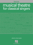 Musical Theatre Classical Singers Tenor Vocal Piano Sheet Music Songs Book