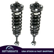 2x Front Shock Struts Assy For 04-08 Ford F150 06-08 Lincoln Mark Lt 5.4l 171361