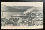 Mint Canada Real Picture Postcard General View Of Vancouver Harbour