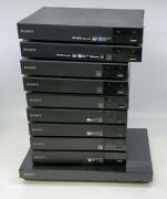 Lot Of 10 Sony Blu-ray Players Bdp-s6500, Ubp-x700, Bdp-s1700 - Not Working