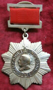 Ussr Soviet Union Russian Military Collection Order Of Kutuzov 3rd Class 1943