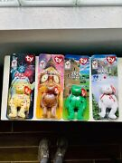 Ty Beanie Baby Full Collection, Rare, 1997. Brand New Still In Boxes