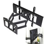 Articulating Arm Tv Wall Mount Bracket Up To 77lbs Vesa 600x400mm For 30-65