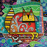 Wooden Jigsaw Puzzles 135 Pieces New Russian Cat Sailor Toys And Hobbies Gift