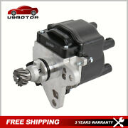 New Ignition Distributor For 95-97 Toyota Tacoma 94-97 T100 L4 2.7l 19050-75020