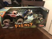 Monster Jam 2020 Full Moon Frenzy Zombie Son-uva And Grave Digger Target Exclusive