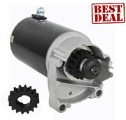 Starter For Briggs Stratton Opposed Twin Engine 16hp 17hp 18hp 18.5hp 19hp 20hp