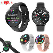 Men Women Smart Watch Health Monitor Calories Sport Bracelet For Iphone Android