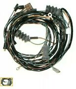 1964 Corvette Convertible Rear Body Wiring Harness W Back-up Lights Show Quality