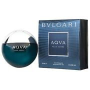Bvlgari Aqva Pour Homme By Bvlgari 5.0 / 5 Oz Edt Cologne For Men New In Box