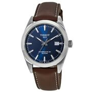New Tissot T-classic Powermatic 80 Silicium Menand039s Watch T127.407.16.041.00