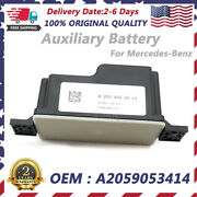 A2059053414 Voltage Converter Module Auxiliary Battery For Mercedes-benz C Class