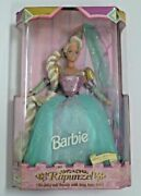 Barbie As Rapunzel 1994 Doll/ Children's Collector Series/ First Edition