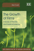 The Growth Of Firms A Survey Of Theories And Empirical Evidence By Alex Coad