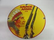 Vintage Advertising Collectible Savage Armand039s Pump Plate 1979 Automobilia A-15