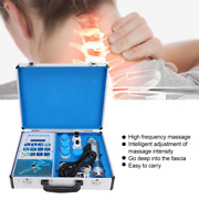 7 Transmitter Portable Ed Shock Wave Therapy Machine Pain Relief Ed Treatment