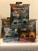 2020 Monster Jam Fire And Ice Bakugan Dragonoid Soldier Fortune Northern Nightmare