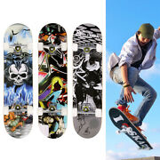 31 X 8 Skateboards For Beginners Complete Skateboard 7 Layer Canadian Maple
