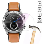 30-42mm Tempered Glass Screen Protector Universal Round Smart Watch Film