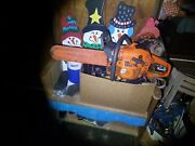 Husqvarna 445 Chainsaw Runs Amazing Fires Up Ready Use Will Sell For 250 Dollars
