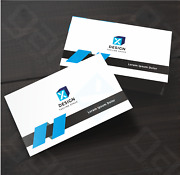 Personalised Business Cards Thank You Cards Printed Glossy Or Silk Full Colour