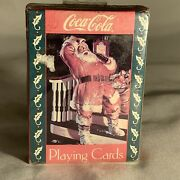 Coca Cola 1993 Playing Cards - Unopened