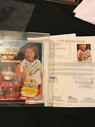 Wwf/ Wwe Rowdy Roddy Piper Hasbro Signed 1991 Jsa Approved Letter W/ Hologram 🔥