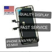 Iphone Xs Lcd With Touch Screen Parts With Free Temper Glass Fast Shippingandnbsp