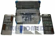 Complete Orthopedic Instrument System 1.5/2.0/2.7/3.5/4.0mm Veterinary Use