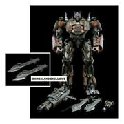 3a Toys Threea Transformers 4 Optimus Prime Limited Edition Freeshipping Japan