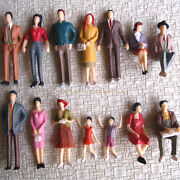 140 X G Scale 130 Painted Figures People Passengers F