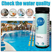 14-in-1 Water Test Strips Kit For Drinking Water Aquarium Hot Tub Pool Gt