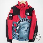 Supreme X The 19aw Jacket M Red Men's From Japan