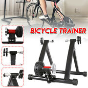 Indoor Bicycle Roller Trainer Wireless Platform Fitness Magnetic Stand