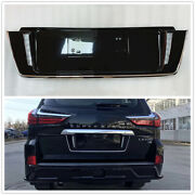 Rear License Plate Replace With Led Backup Light For Lexus Lx570 Lx450d 2008-19