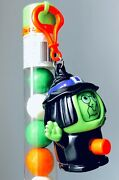 Vintage 2005 Hilco Corp. Green Witch Bubble Gum 7andrdquo Gumballs Halloween Toy