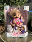 Hasbro 2006 Baby Alive Doll She Really Eats And Poops Speaks In English New In Box