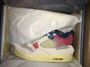 Air Jordan 4 Retro Union Guava Ice - Size 9 Sold Out - Confirmed Pre-order