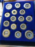 Excelsior Treasure Coins Of The Ancient World 31 Piece Collection