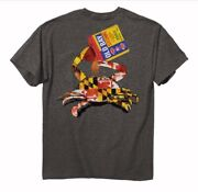 Old Bay Open Can Crab Short Sleeve T-shirt - New Fast Free Ship